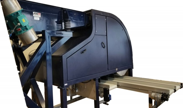 TSI demos new LIBS Sorting System at ISRI
