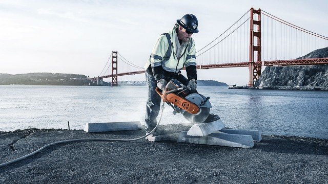 Husqvarna targets the perfect cut with the K 770