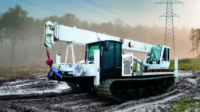 PRINOTH takes part in Canadian Utility Fleet Council