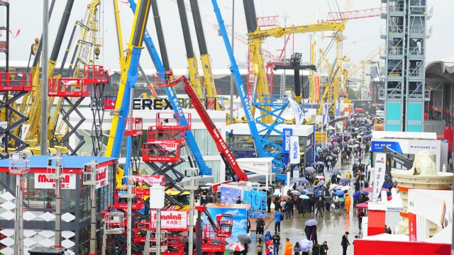 Number of registrations exceeds expectations for Bauma China