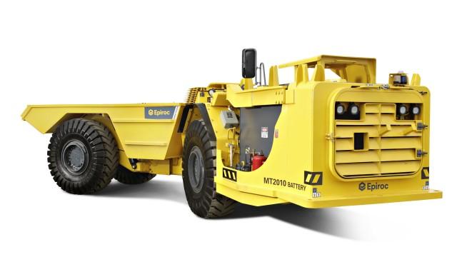 Minetruck MT2010 Battery