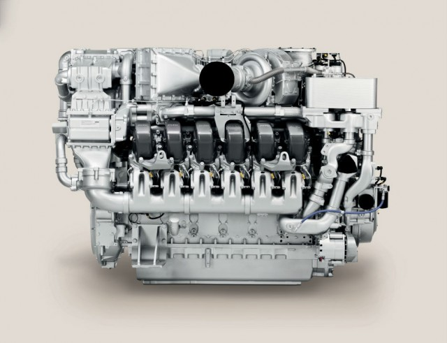 MTU's 12V 4000 T95 engine is part of MTU's next generation Series 4000 engine platform – the only well servicing engine that meets EPA Tier 4 final emissions standards without exhaust aftertreatment.