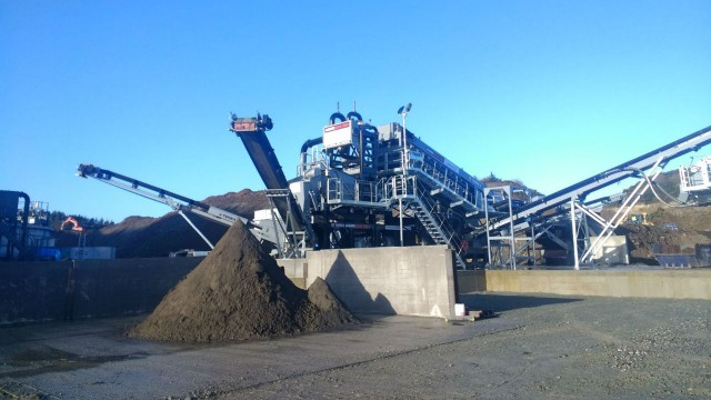 Terex Washing Systems to premiere