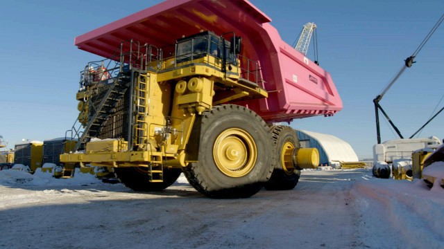 Mining truck makeovers drive important conversations about cancer screenings