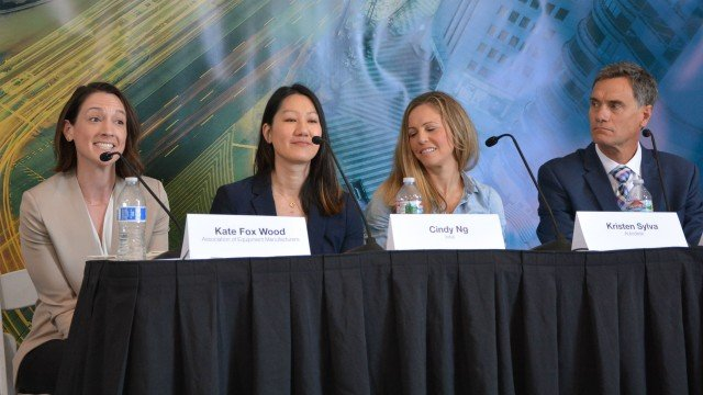 Topcon gathered a panel of experts to discuss how technology can make it easier to narrow the infrastructure deficit.