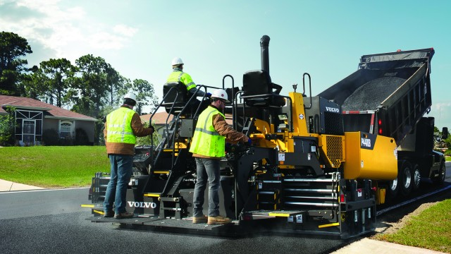 In-depth report: asphalt pavers