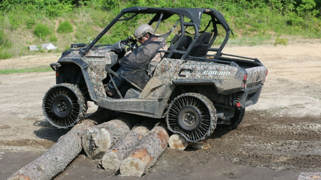 Michelin Tweel introduces airless radial tire for UTVs
