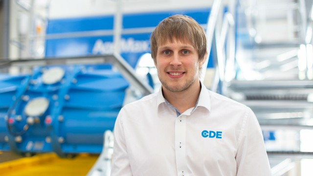 CDE set to bring new innovations to Hillhead