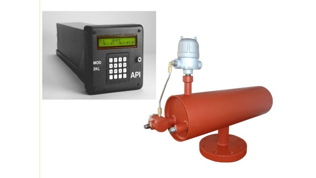 Dynatrol converter measures densities for fuels and other products