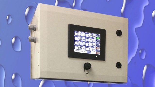 Multi channel controller from ECD allows precise process control