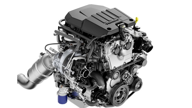 A 2.7-litre turbo engine will be available for the 2019 Silverado line.