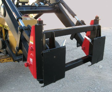 Worksaver introduces new adaptors for Westendorf loaders