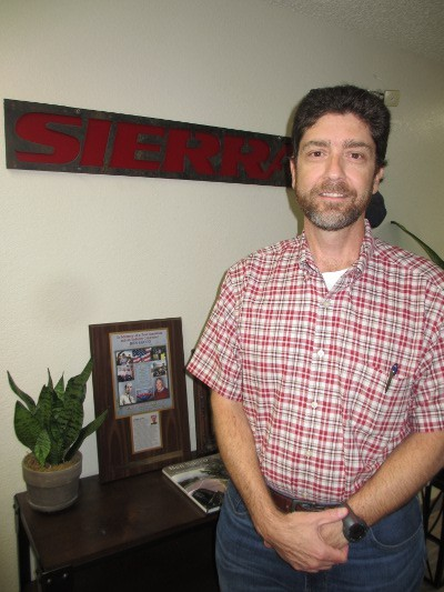 Sierra International Machinery welcomes new director of sales for Macpresse