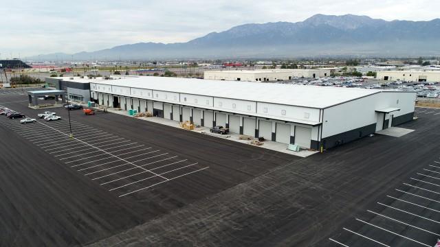 North America's largest Mack dealership opens in California