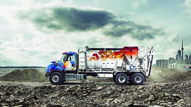 ProAll takes mobile mixers to new level