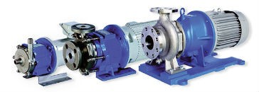 Iwaki adds sealless pump line