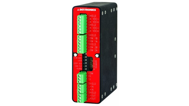 Addressable smoke module for Det-Tronics fire- and gas-safety controller