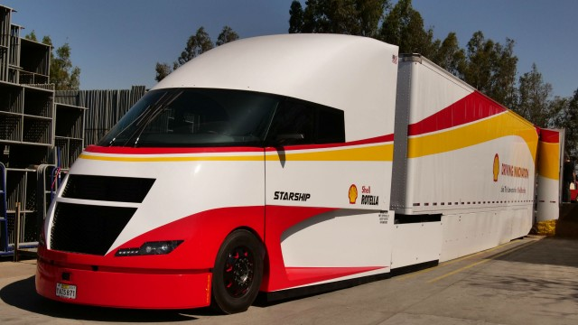 Shell, AirFlow Truck Company show results from cross-country test run
