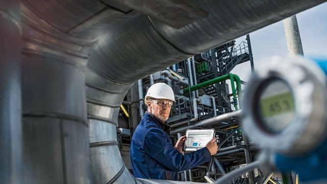 SAP and Endress+Hauser work on joint IIoT solutions