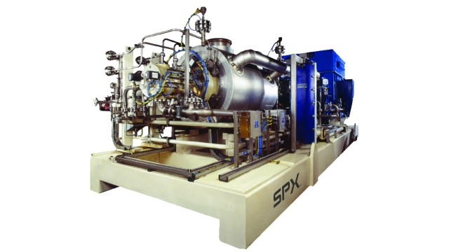SPX FLOW ClydeUnion pumps designed for most stringent of demands