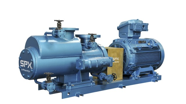 Durable screw and vane pumps from SPX FLOW