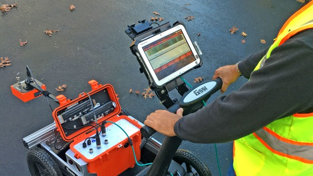 Ground penetrating radar systems need tough tablets to endure harsh conditions