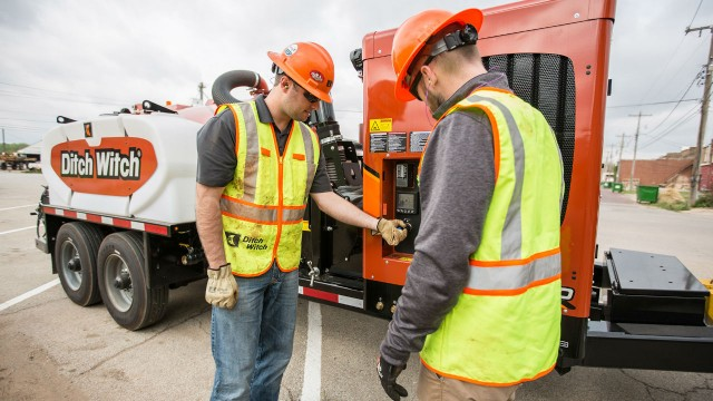 A new certified training program from Ditch Witch can help new vacuum excavator operators understand their machines and their roles much easier.