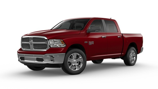 Ram Trucks brands legacy half-ton