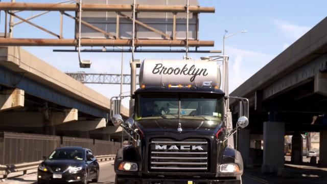 Watch Episode 1 of Mack Trucks video series highlighting New York truck drivers