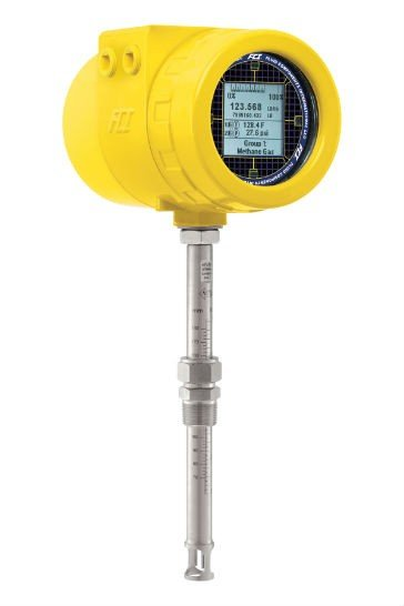 Accurate, safe and compliant gas flow measurement from FCI ST100