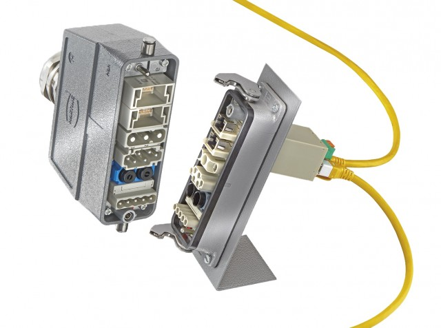 Harting introduces Han-Smart modular connectors
