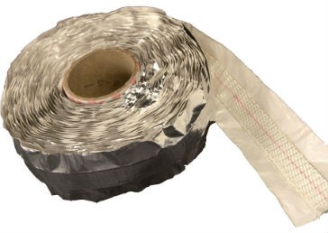 Fibre backing tape gives improved weld root profiles