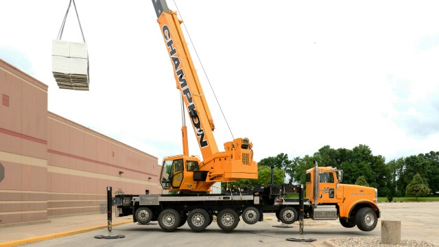 One of the leading contractors in the Midwest has increased its efficiency with the National NBT55, completing two more jobs a day on average.