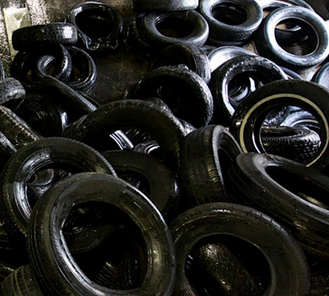 Tire Manufacturer's Association releases 2017 Scrap Tire report