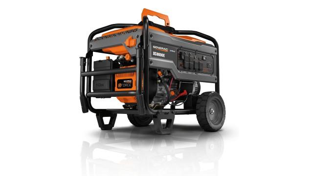 Generac Pro Line portable generators built to endure tough jobsites