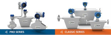 Expanded line of standard and advanced flow meters