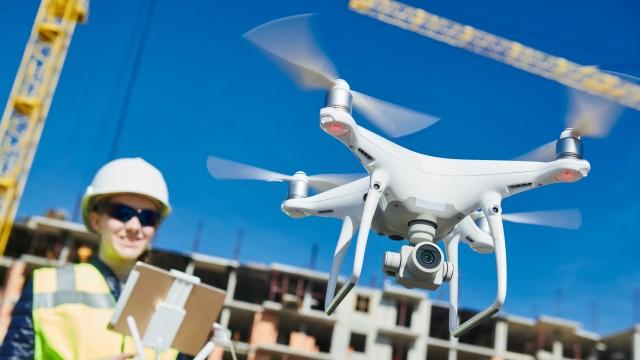 Komatsu and Propeller partnering to bring enterprise-grade drone analytics to construction