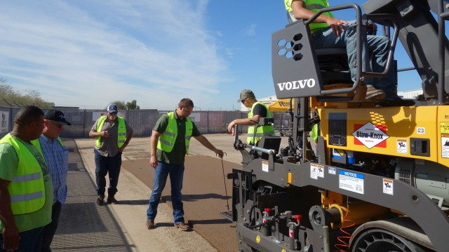 Volvo Construction Equipment announces 2018–2019 Road Institute course schedule
