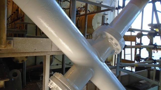 North Sea platforms take advantage of advanced anti-corrosion coating trials