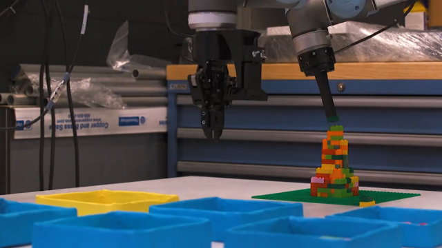 For the past two years, a small team of researchers at Autodesk's AI Lab on Pier 9 in San Francisco has been working on a project called Brickbot.