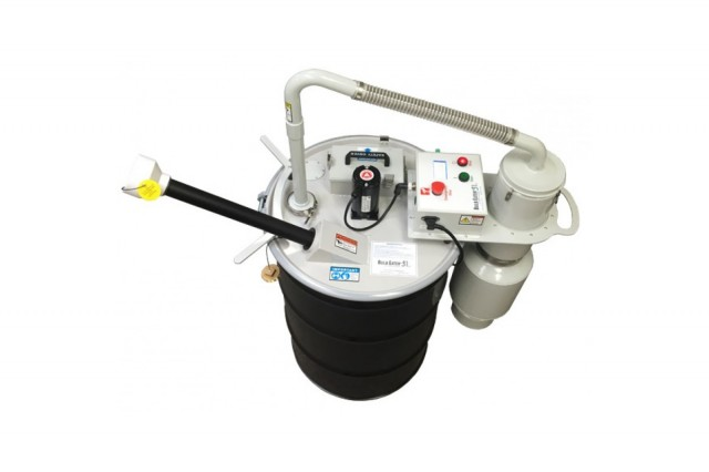 Bulb Eater 174 3l Lamp Crusher Recycling Product News