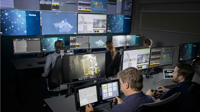 Epiroc explores digital mine in action with new Control Tower launch