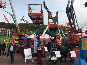 Skyjack to demonstrate innovations at Platformers' Days in Germany