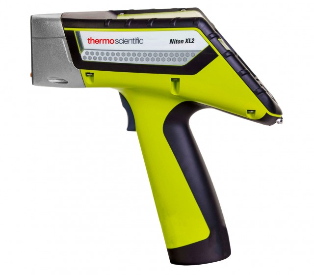 Update to Niton XL2 XRF analyzer designed to improve productivity in scrap recycling, fabrication and PMI