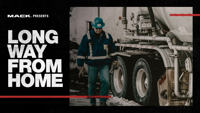 Video: Mack shares Canadian truckers' stories in latest episode of RoadLife