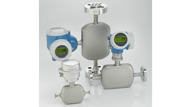 Compact Coriolis meter measures drop-for-drop with precision