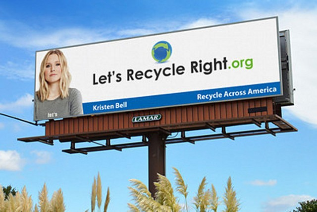 Recycle Across America launches largest recycling education campaign in U.S. history