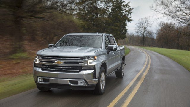 Silverado throttles up with new engines
