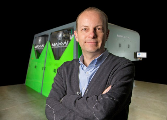 ​Matthias Erdmannsdoerfer named managing director of Max-AI