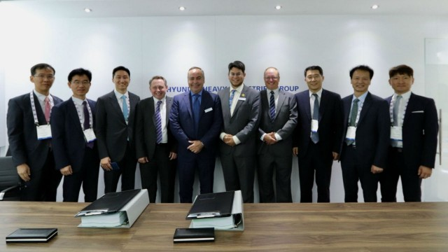 Kwispaa LNG signs with Hyundai Heavy Industries for engineering and design
